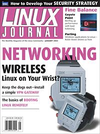 Linux Gazette Table of Contents LG #74